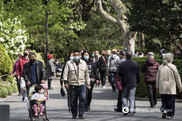 Коронавірус в Китаї