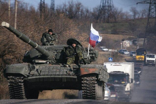 На Донбасі понад 2 тисячі російських офіцерів