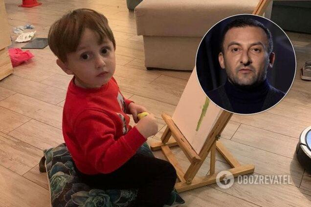 Вбивство 3-річного сина депутата у Києві. Ілюстрація