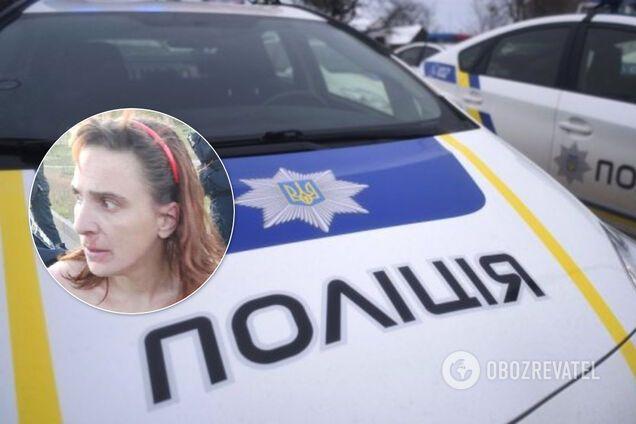 У Харкові затримали голу жінку з ножем і відрізаною головою