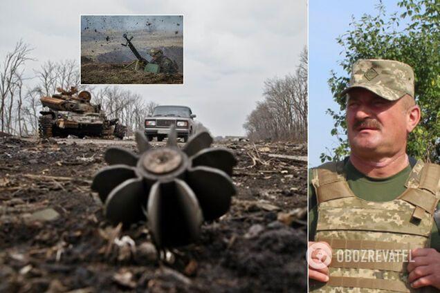 Від початку року найманці Путіна понад 7000 разів нападали на ЗСУ на Донбасі – генерал-лейтенант Кравченко