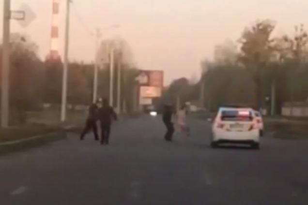 Погоня в Харькове