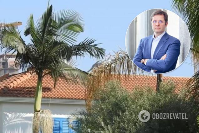 """""""Слуга народа"""" Холодов сбежал на Кипр от коронавируса"""