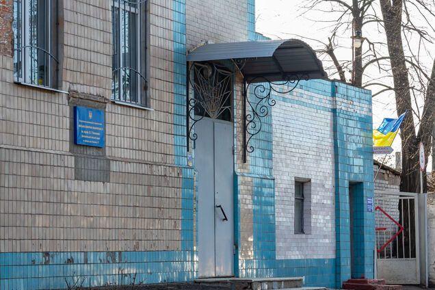 Невідомі обікрали міську інфекційну лікарню №21