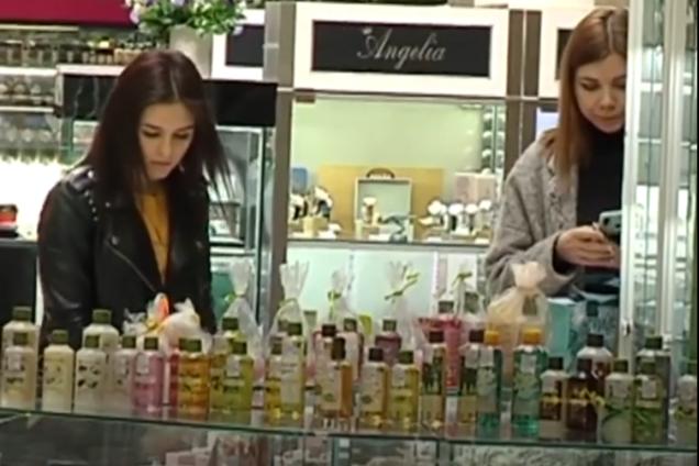 У Донецьку працюють торгові центри