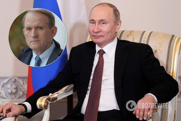 Климкин озвучил цель Медведчука в Украине. Иллюстрация