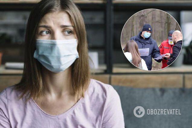 """""""Где пуля в лоб?!"""" Украинская журналистка эмоционально обратилась к властям из-за штрафа без маски"""