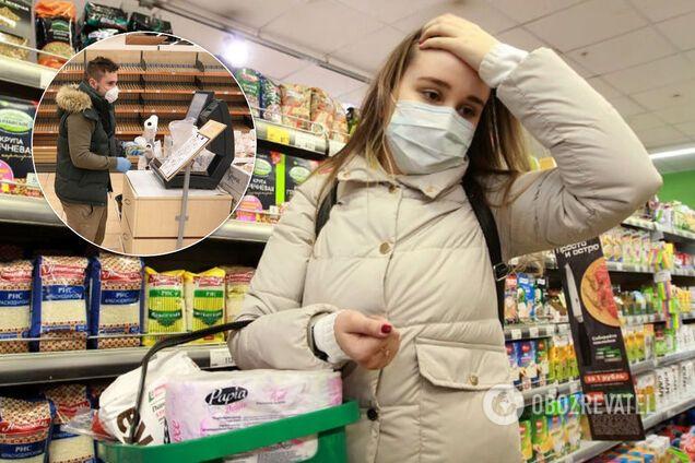 На различных предметах в супермаркетах живет множество бактерий