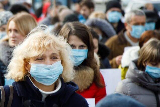 Голубовская предупредила о тяжелой пандемии