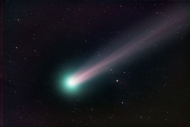 "До Сонця летить ""отруйна"" комета"