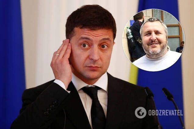 Ковалев критиковал Зеленского