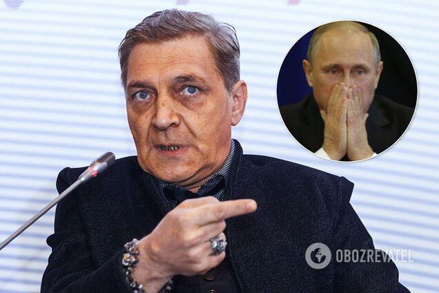 Невзоров и Путин