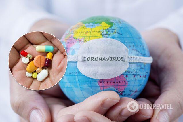 Лекарства от коронавируса: как лечат COVID-19 в Украине и мире