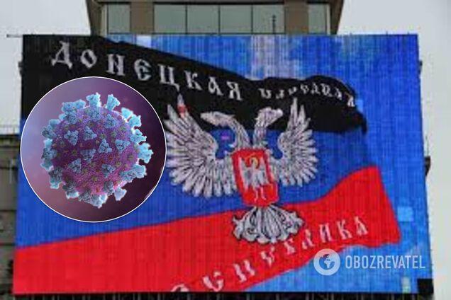"""Вилучили документи і приховують: у """"ДНР"""" помер перший пацієнт з COVID-19"""