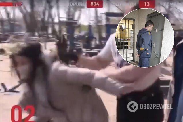 Суд відпустив під домашній арешт підозрюваного у нападі на журналістів ZIK