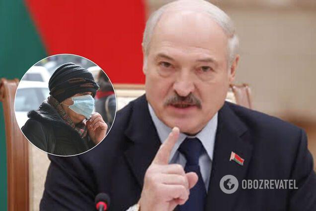 Лукашенко игнорировал COVID-19. Иллюстрация