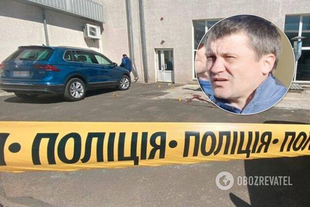 Замах на Михайла Тітова
