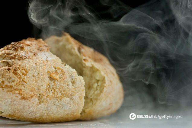 Перетворення черствого хліба в свіжий