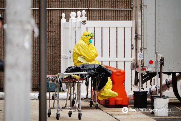 Количество смертей в мире от коронавируса превысило 90 тысяч: шестая часть погибших из США