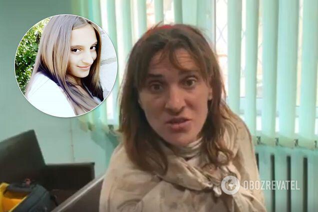 У Харкові гола жінка відрізала голову рідній дитині