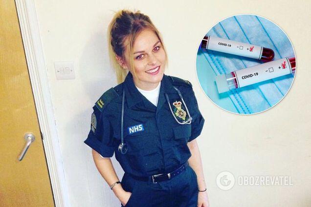 Медсестра, яка перемогла коронавірус, розповіла про дивні симптоми