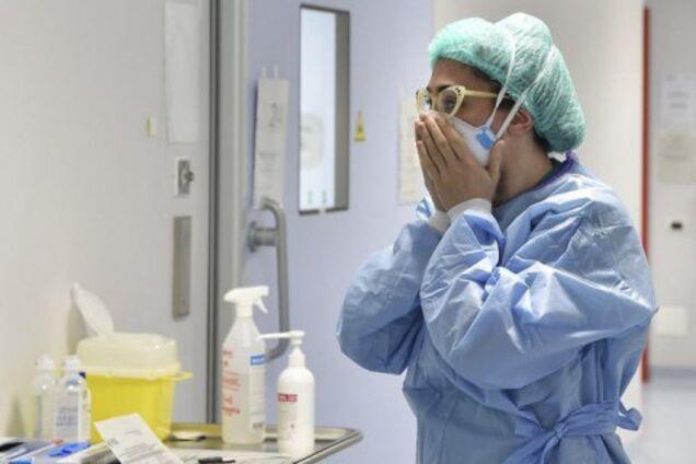 В больнице умер мужчина, который лечился от коронавируса