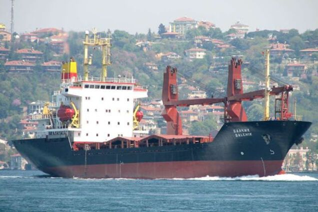Корабль RIO MITONG