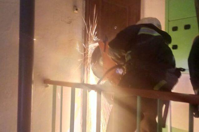 Чоловік згорів у власній квартирі