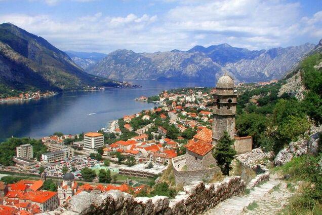 Чорногорія. Ілюстрація