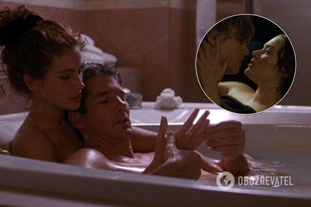 Самые известные эротические сцены в кино