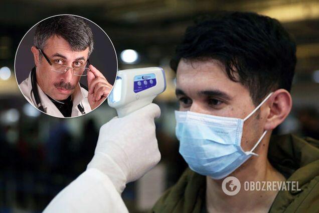 Комаровский назвал самый распространенный симптом COVID-19