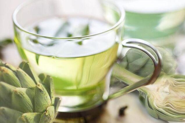 Чай з артишоків