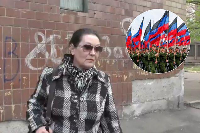 """""""Забудьте, що у вас є житло"""": мешканка """"ДНР"""" розповіла, як окупанти вигнали їх на вулицю"""