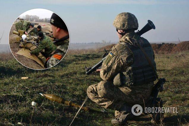 ВСУ разгромили наемников России на Донбассе