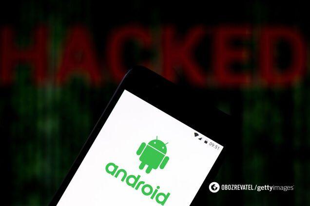 Android смартфон