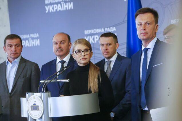 """""""Якщо цього не зробимо, втрачатимемо лікарів!"""" Тимошенко закликала уряд ввести обов'язкове медичне страхування"""