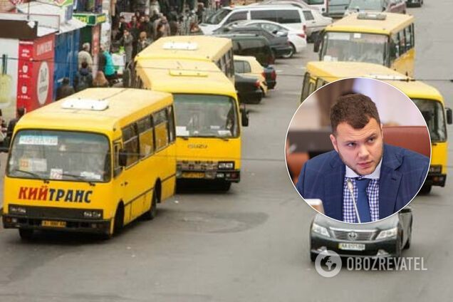 Владислав Криклий рассказал, чем заменят маршрутки