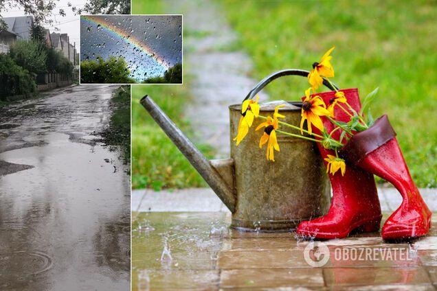 Когда закончатся дожди в Украине: синоптик озвучил неожиданный прогноз