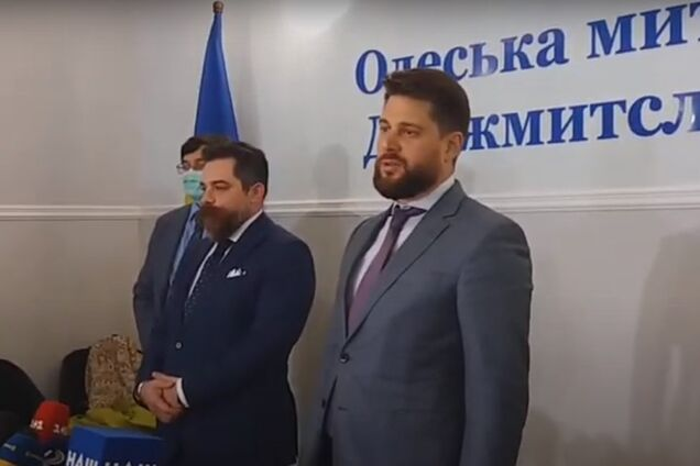 Михаил Грибанов опроверг его задержание