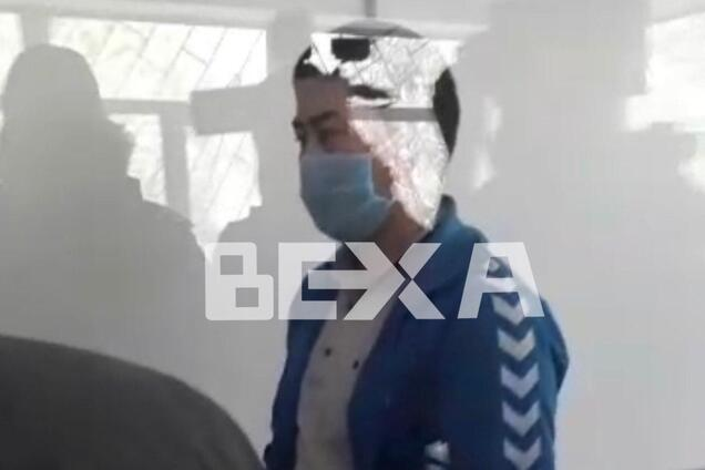 Насильник несовершеннолетней в Харькове
