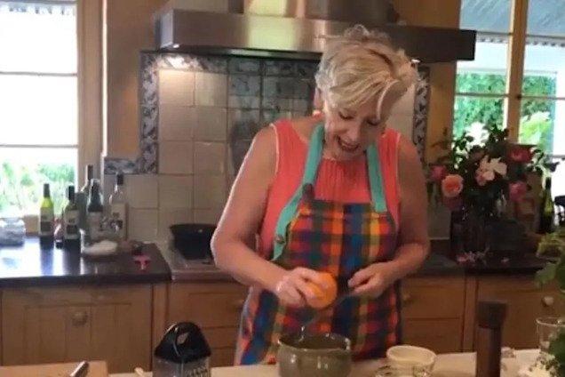 Меггі Беєр і її секретний інгредієнт