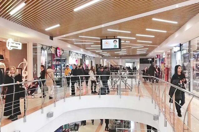 У торгових центрах безпечніше здійснювати покупки в умовах карантину, ніж у маленьких магазинах