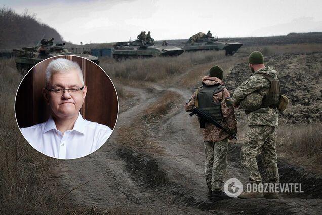 """Сивохо назвал войну на Донбассе """"многослойным конфликтом"""""""