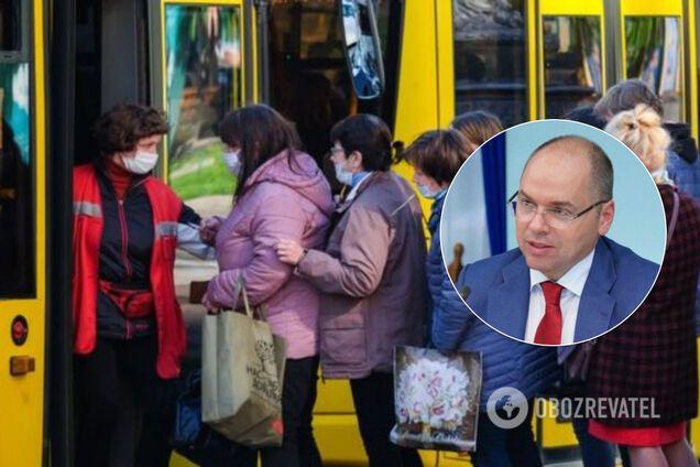Максим Степанов рассказал об этапах ослабления карантина в Украине