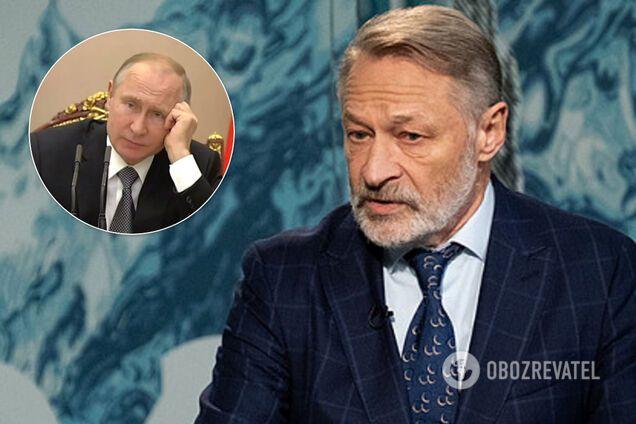 Орешкин назвал причины нового курса Путина