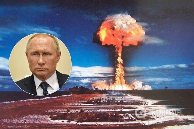 Владимир Путин проиграет в ядерном противостоянии со США