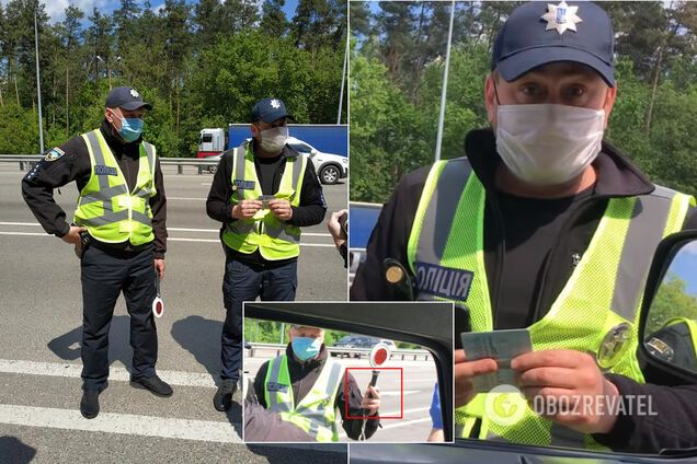 У Києві спалахнув скандал із поліцейськими