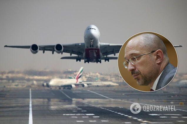Восстановление авиаперелетов по Украине и за границу