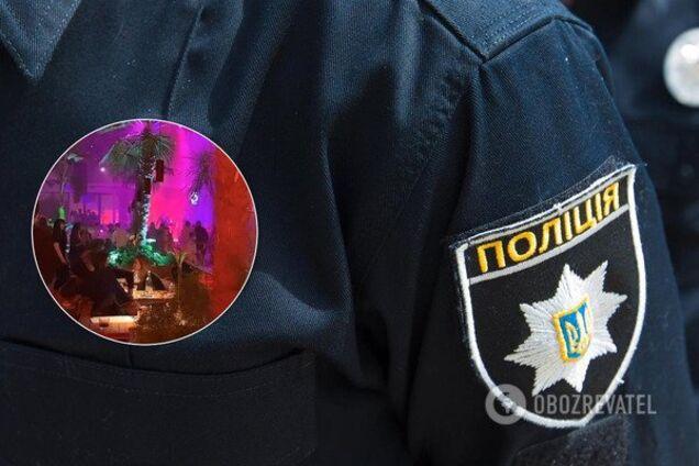 """Поліція перевірила клуби Києва, які """"забили"""" на карантин. Ілюстрація"""