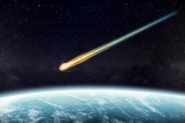 В России заговорили о рухнувшем метеорите